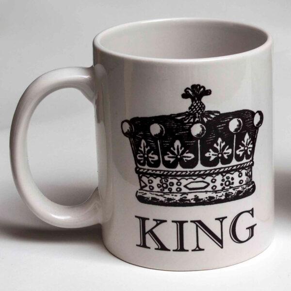 tazza king