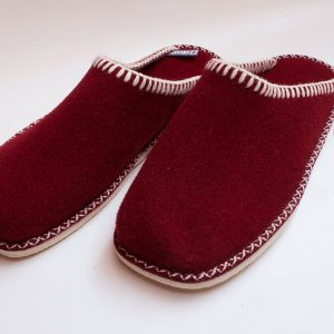 pantofola feltro